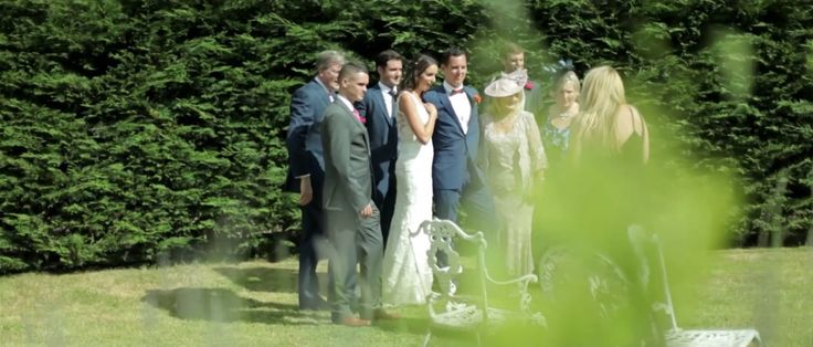 Wedding video at Sanctum on the green with Mark van den Berg of Mighty Fine Entertainment DJing - www.mfent.co.uk