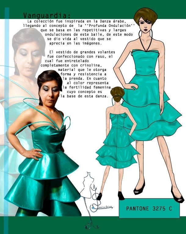 Profunda Ondulación Taller II: Vanguardia, 2014 Diseño: Jemina Silva