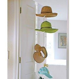Over The Door Hat Rack Custom 17 Best Backtocollege Ideas Images On Pinterest  Door Hooks The Decorating Inspiration