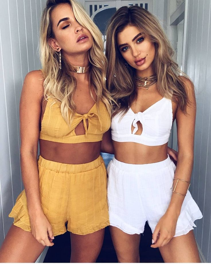 We are LOVING our new matching sets! Which would you and your bestie choose out of the Golden Days Set in Mustard and White? ✨ Shop these beauties + loads more New Arrivals online now (yay!) Shop NEW ARRIVALS --> www.muraboutique.com.au #muraboutique