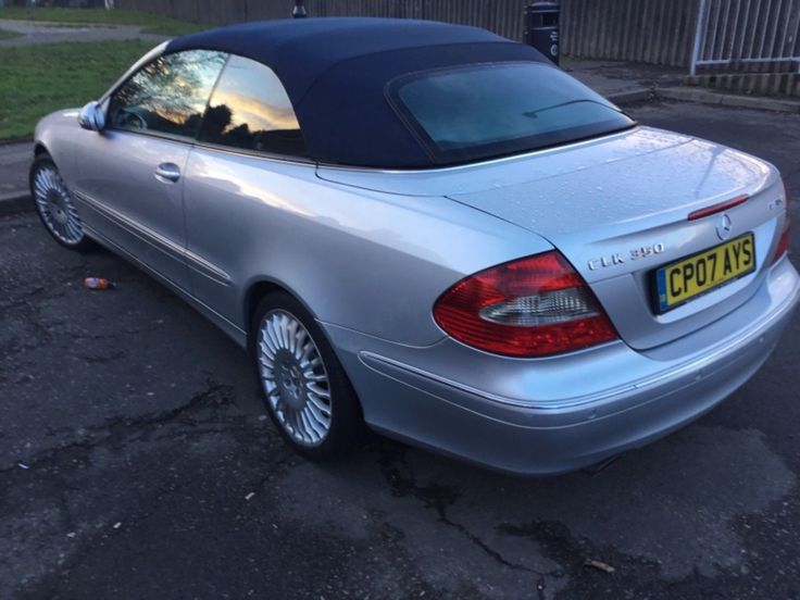 Mercedes Convertible Avante Garde CLK 350 2007. 7G Triptronic: £1,550.00 (3 Bids) End Date: Sunday Mar-18-2018 17:46:50 GMT Bid now | Add…