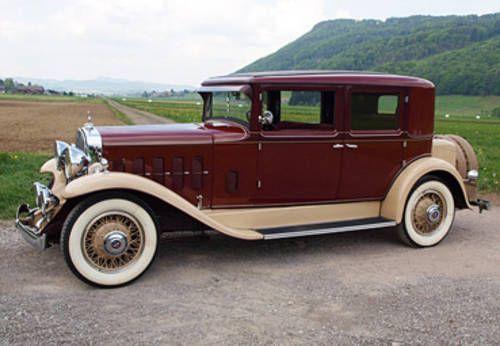 LaSalle 345A Town Sedan For Sale (1931)