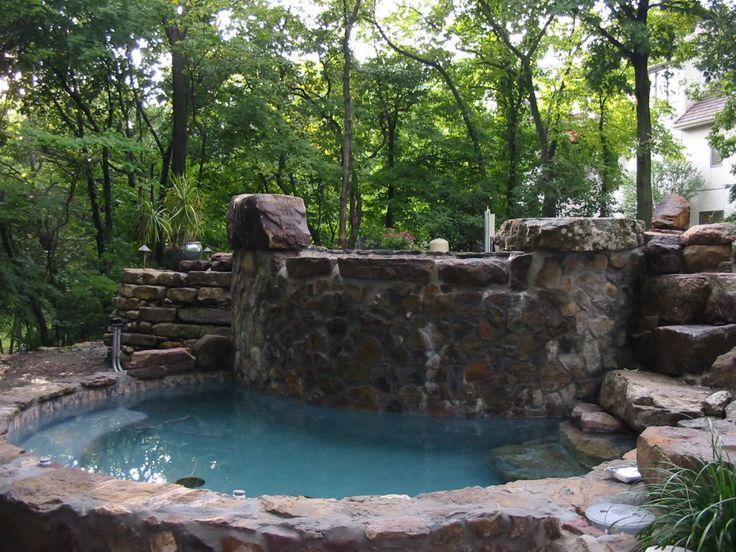 121 besten schwimmteich und pool bilder auf pinterest for Gartenpool eingebaut