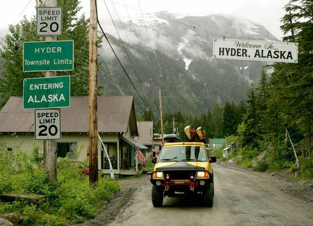 Hyder-Alaska