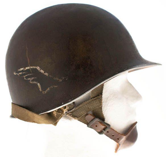 US M-1 Paratrooper Helmet