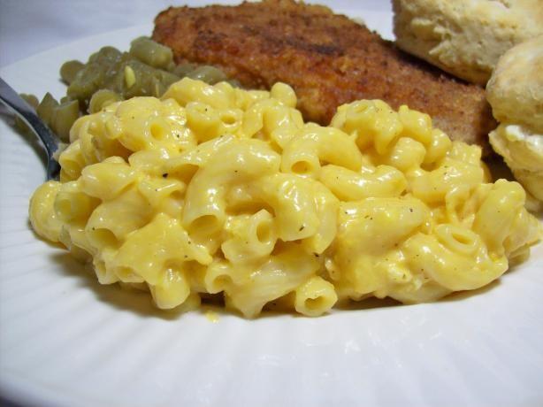 alton brown mac n cheese