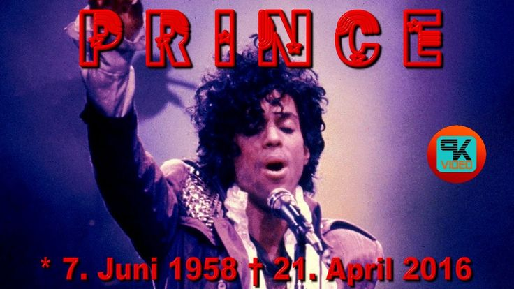 Prince - Purple Rain / Live '84