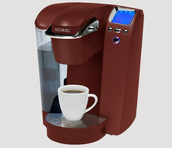 Coffee is a food group and the only way to brew is with my Keurig Cinnamon Platiunum Brewing System.