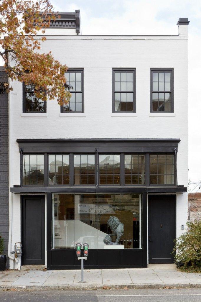 Darryl Carter Showroom and Studio | Wnuk Spurlock