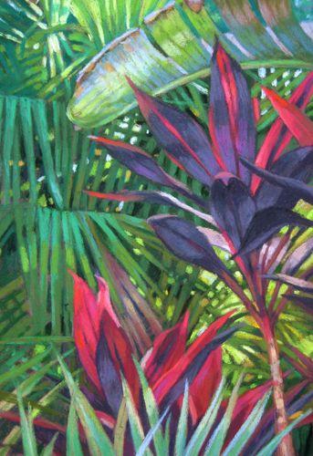 Tropics 2 by Jill Stefani Wagner
