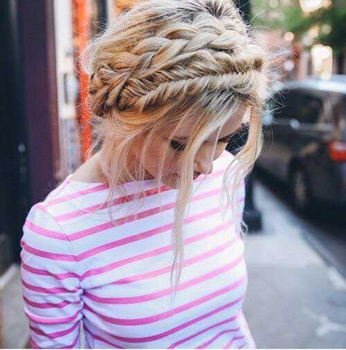 20+ Girls Braid Hairstyles