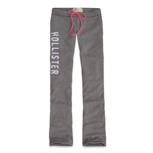 Hollister Boot Sweatpants Bettys ($25)