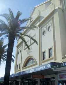 Cronulla Cinemas, Sydney, Australia.