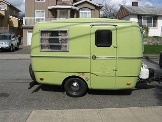 10 Best Images About Vintage Trillium Trailers On