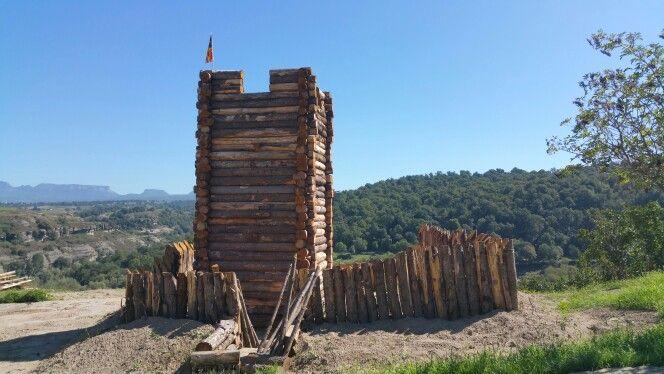 Torre carolíngia.