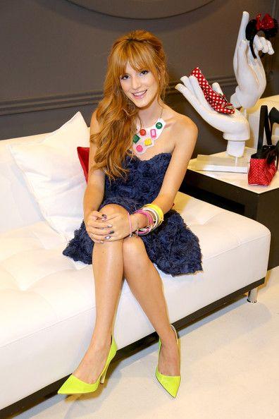 Bella Thorne ~ Minnie Gifting Lounge At The 2013 Radio Disney Awards