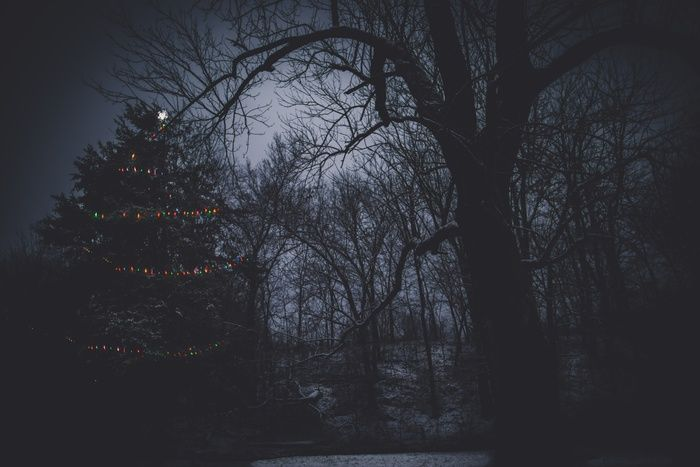 oh come emmanuel by Travis S McAfee on Capture Arkansas // a bit of snow before Christmas