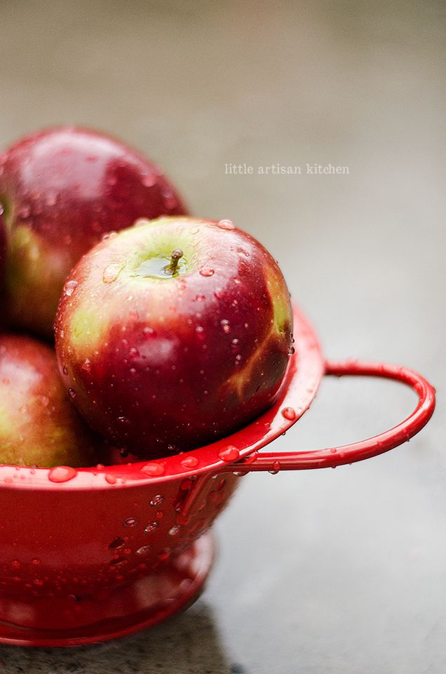 Apples by Little Artisan Kitchen