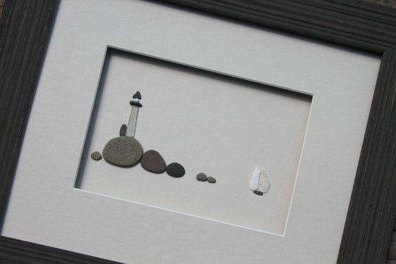 Pebble Art of NS by Sharon Nowlan von PebbleArt auf Etsy, $120.00