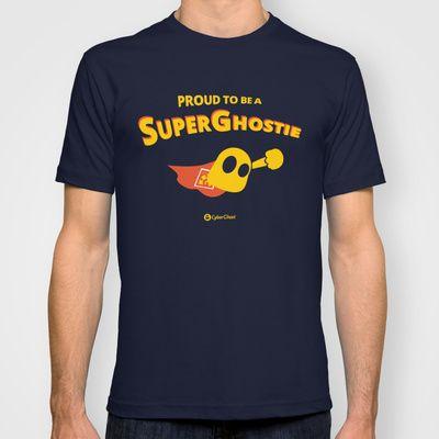 SuperGhostie T-shirt
