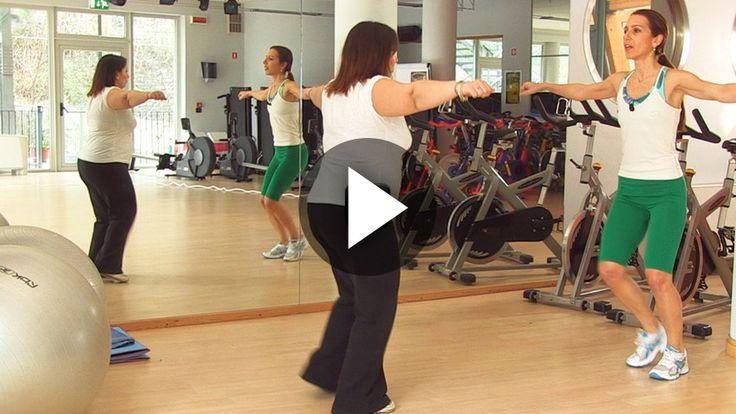 Video/ In forma in gravidanza! Ecco gli esercizi per il secondo trimestre - alfemminile