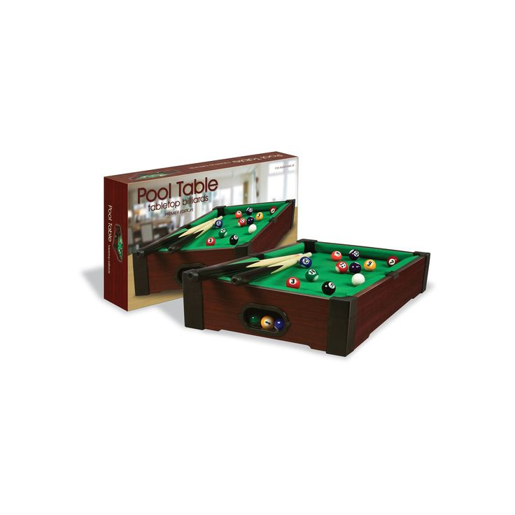 Westminster Inc. Tabletop Pool Table