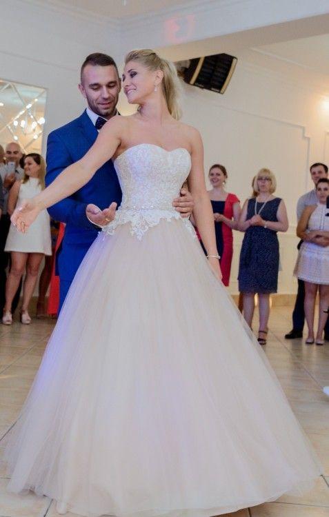 Suknie - Suknia ślubna Fulara&Żywczyk model Epsylon - 1 999,00zł