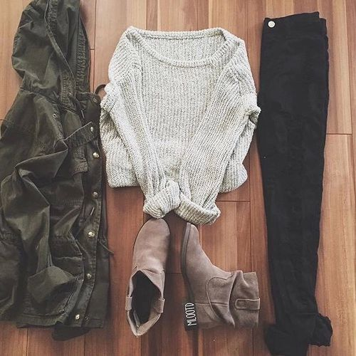 These fall outfits will buy you some time while you are working through closet switchover.These are the days that fall is officialy started, but if you are not ready for the season, we are here to help you about the outfits. This fall season over-the-knee boots, knit sweaters, denims are the most p
