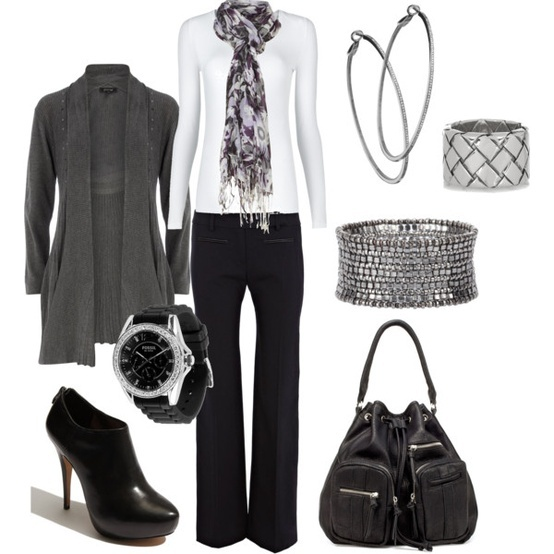wear to work - Click image to find more Women's Fashion Pinterest pins