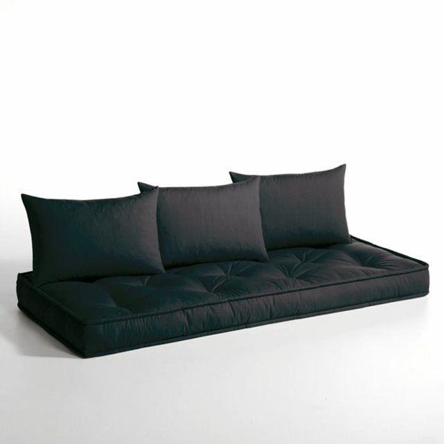 17 best ideas about matelas banquette on pinterest. Black Bedroom Furniture Sets. Home Design Ideas