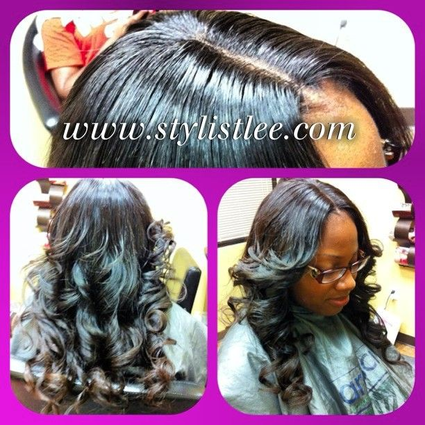 31 Best Images About Lace Closure And Sew In Kill Em On Pinterest Wand Curls Lace Closure