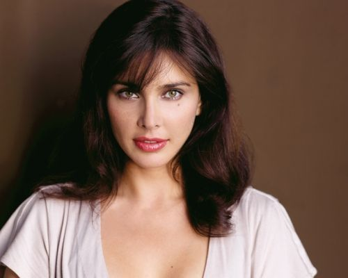 Lisa Ray, Actress. Half caste, Indian Father and Polish Mother