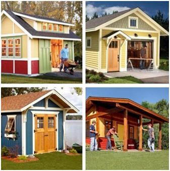 Free Shed and Workshop Plans and Do-It-Yourself Building Guides from The Family Handyman Magazine