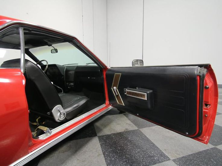 This 1968 AMC AMX is listed on Carsforsale.com for $27,995 in Lithia Springs, GA. This vehicle includes AM/FM Radio,Defrost,Heat,Tilt Wheel,Vinyl Interior,Front Disc Brakes,Power Brakes,Power Steering,Seatbelts