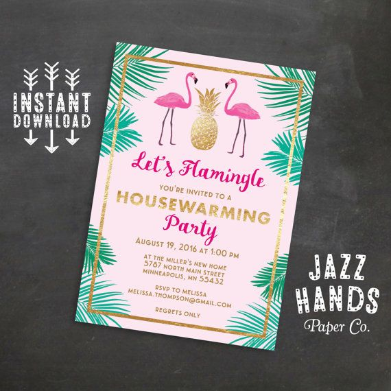 housewarming invitation templates