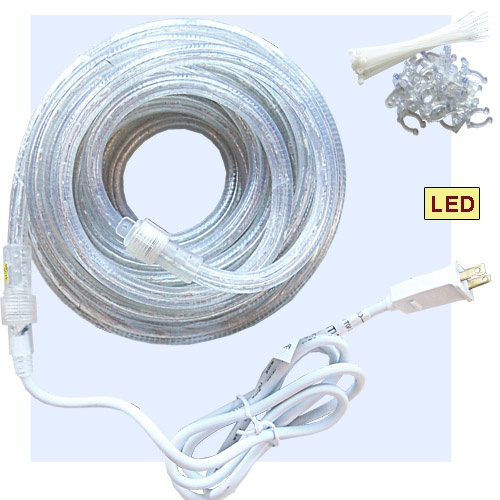 Best Rope Lights For Deck : Best images about rope lighting on lamp fisher and deck