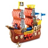 Imaginext Pirate Ship - approx $40《 my boys love imaginext toys! 》