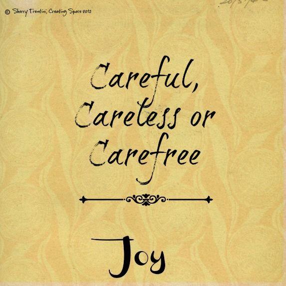 Carefree Joy