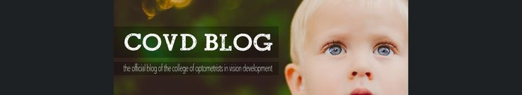Amblyopia treatment – Eye patching alone is no longer the standard of care | COVD Blog