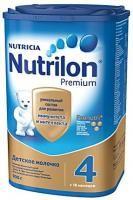 Нутрилон 4 Премиум смесь сухая молочная детская 900г  — 974р. -- Детский сухой молочный напиток Нутрилон 4 Джуниор предназначен для питания детей с 18 месяцев и старше. Когда ребенку исполнилось полтора года, малыш продолжает активно развиваться делает первые самостоятельные шаги познает окружающий мир. Иммунная система продолжает развиваться, поэтому ему необходима защита. Организм малыша в этот период очень нуждается в витаминах и сбалансированном питании, чтобы расти активным и здоровым…