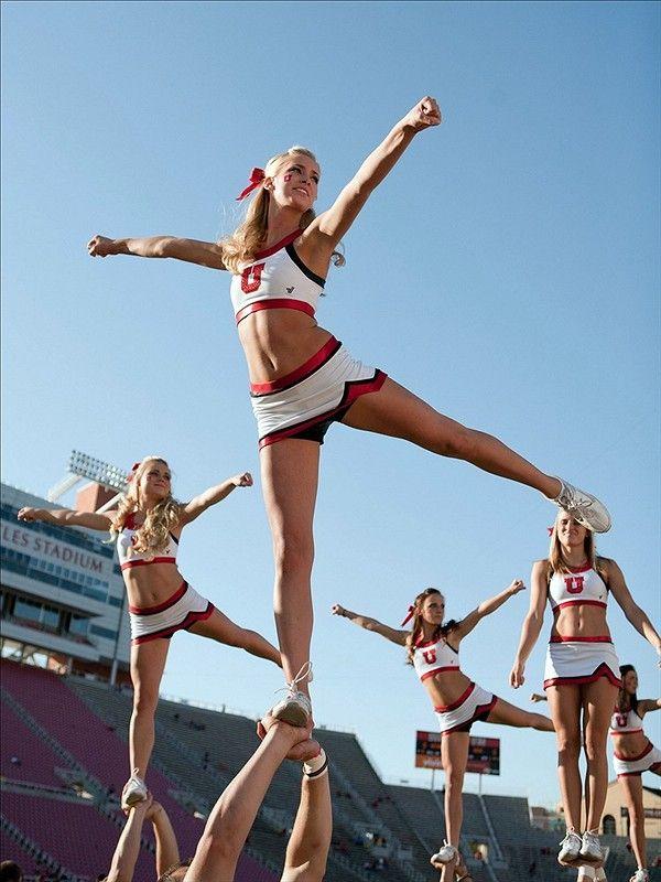 utah utes cheerleaders | Gamedayr Cheerleader Photo of the Day - 10/23/2012 - Gamedayr ...