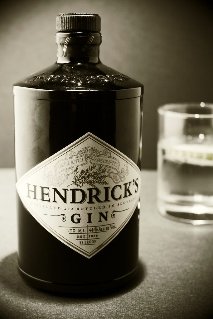 Hendrick's Gin. IMO, best Gin on market. Although for an inexpensive great Gin try Amsterdam