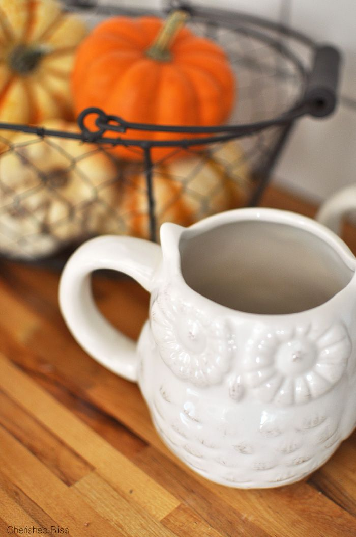 Cherished Bliss   2014 Eclectic Cottage Fall Home Tour