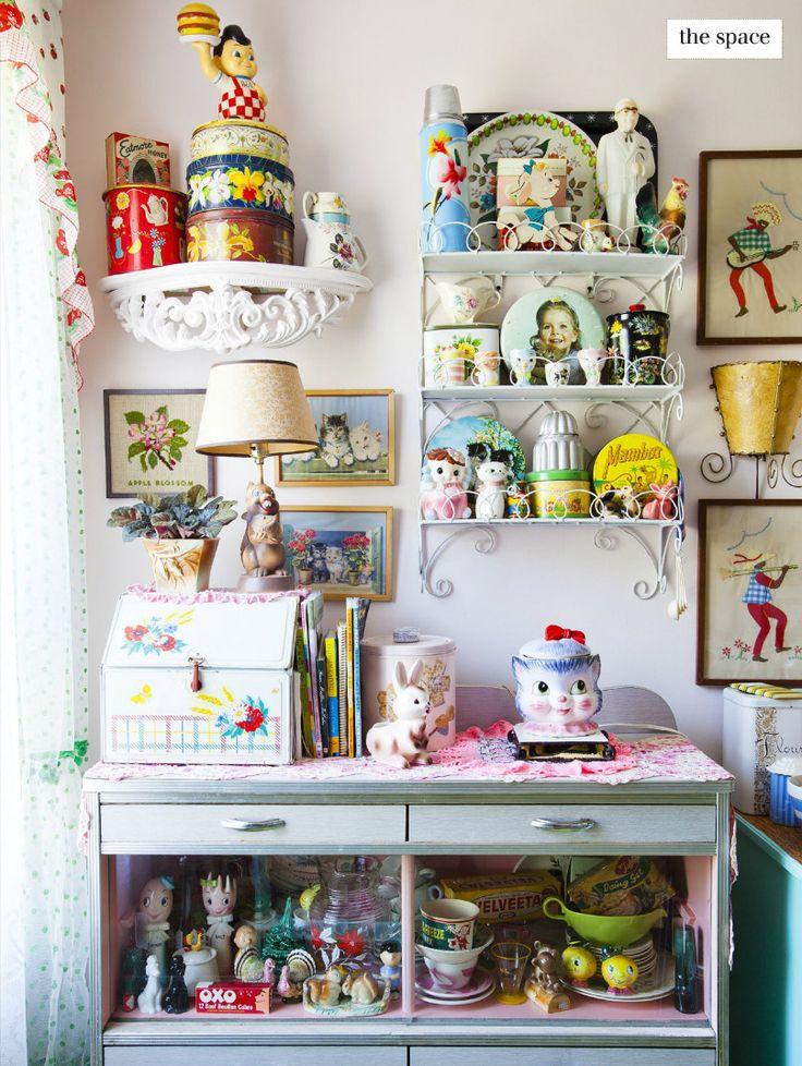 Decoration Chambre Kitsch : Deco kitsch