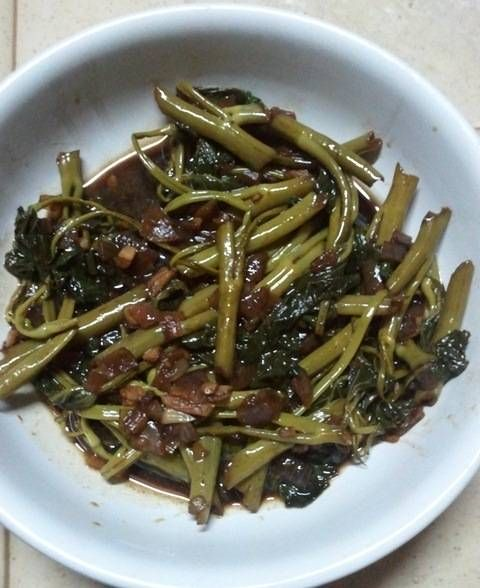 149 best traditional filipino recipes images on pinterest filipino adobong kangkong filipino recipe sauteed water spinach forumfinder Image collections