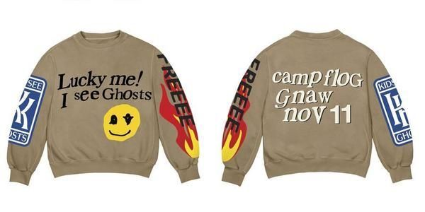 Kids See Ghosts Merch 04 Cute Sweatpants Yeezy Outfit Kids Outfits
