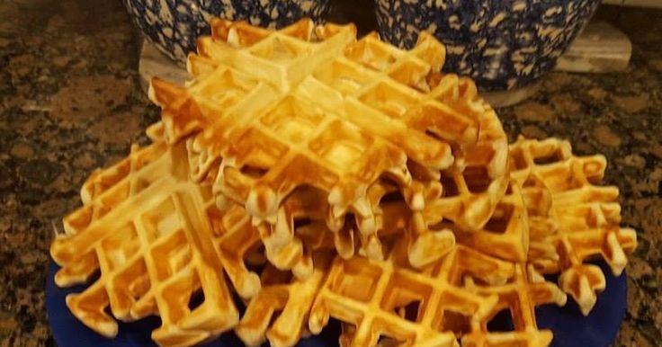 Mezcla para pancakes o waffles