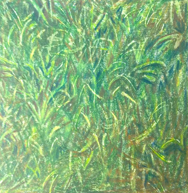 Learn how to paint grasses as part of Kate Clarke's Still Life Textures course coming soon to ArtTutor