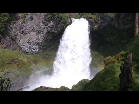 15 Minutes Relaxing Waterfall Scenery #waterfall #relaxingvideo
