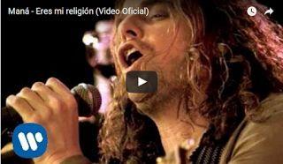 Banda Maná: Maná - Eres mi religión (Video Oficial)
